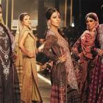 Bridal Couture Week Lahore 2010 enthrals trousseau hunters