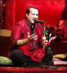 Rahat fateh Ali khan won Filmfare Award 2011