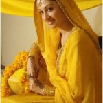 To be a Stylish Mehndi Bride