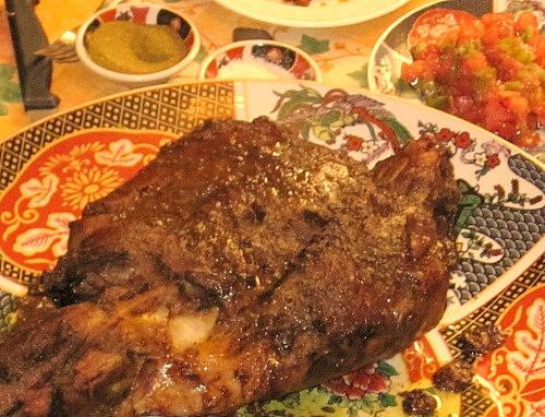 eid ul adha mutton raan roast