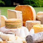 Choose flavorful cheeses to save calories in your meals
