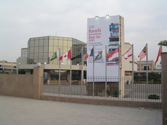 6th Karachi International Book Fair 2010
