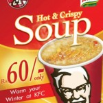 KFC Winter Soup Deal