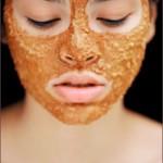 Herbal Papaya Mask for Oily Skin