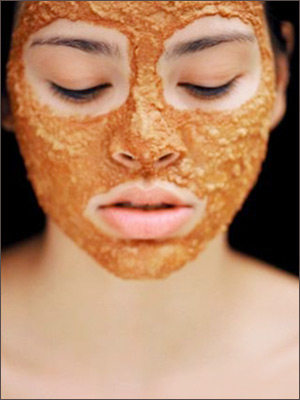 Herbal Papaya Mask for Oily Skin