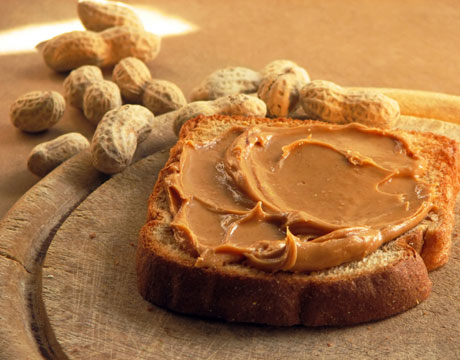 Alternatives to Peanut Butter