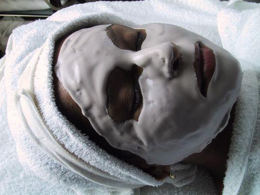 Milk Mask for Dry Skin