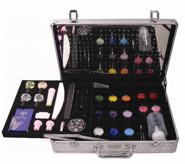 Nail Art Kits. Beauty. Makeup. Nails. Nail Art Kits. Showing 40 of results that match your query. Pinkleaf Nail Art Set For Girls, Gift For Kids. Product Image. Price $ Items sold by skytmeg.cf that are marked eligible on the product and checkout page with the logo ;.