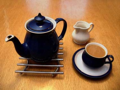 Two cups of tea daily prevent cancer