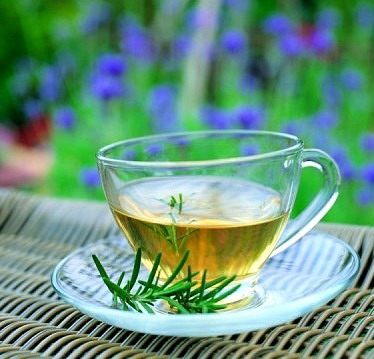 Homemade Herbal Tea for Detox