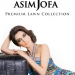 Asim Jofa Premium Lawn Collection Exhibition 2011