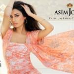 Asim Jofa's Premium Lawn Collection 2011 – Islamabad