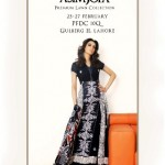 Asim Jofa's Premium Lawn Collection 2011 – Lahore