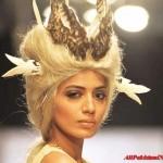Pakistani designer Fahad Hussayn Celebrating McQueen