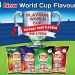 New Lay's flavors named after World Cup countries