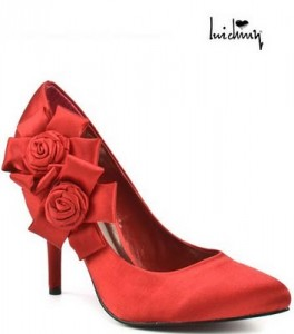 Red Heels for Valentine