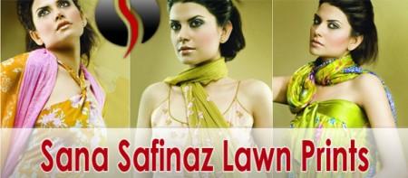 Sana Safinaz Lawn Exhibition 2011