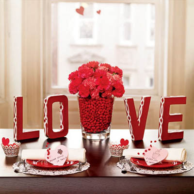 Valentines Day Home Decor Crafts