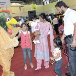 Express Family Festival at the Expo Centre Karachi