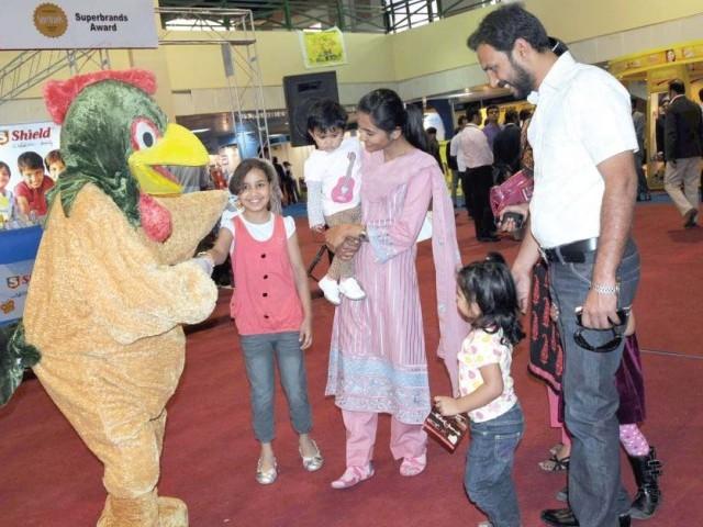 express family festival 2011 Karachi Expo Center