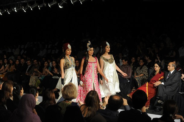 First day first show : Sunsilk Fashion Week