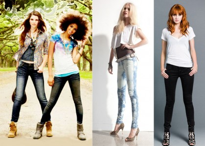 Womens Fashion Jeans