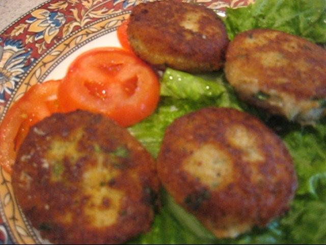 Aaloo Kabab