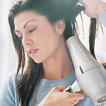 How to dry your hair