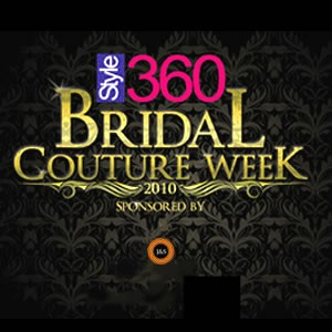 For a perfect wedding, Bridal Couture Week continues