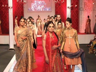 Style 360 Bridal Couture Week 2011