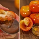 Homemade Tomato Facial Mask