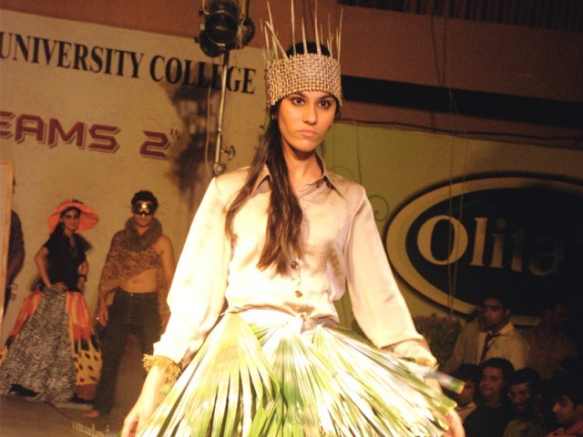Fashion makes its debut in Multan