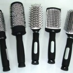 Types of hair brushes
