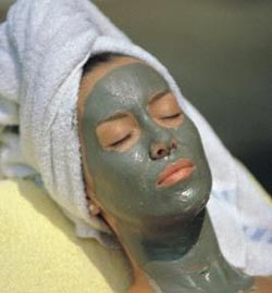 Benefits of a facial mud masque