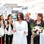 L'Oreal Paris make-up studio at Naheed Super Store