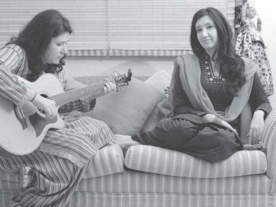 Zeb and Haniya to release new EP this fall