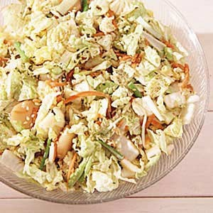 Chinese Coleslaw Recipe