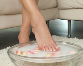 Beautiful Way To Treat Your Foot Care