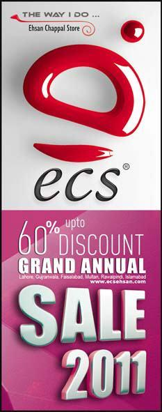 Annual Sale 2011 at Ehsan Chappal Store (ECS)