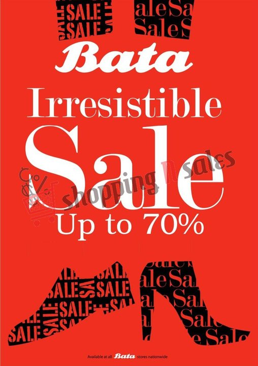 Bata Sale 2011