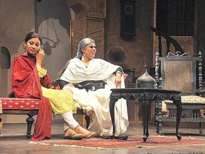 Begum Jaan lights up NAPA's stage