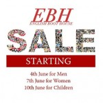 Annual Sale at English Boot House Karachi
