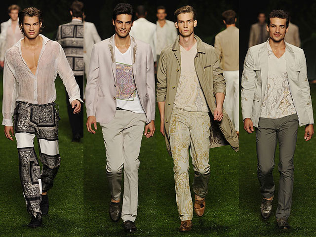 Style guide: Summer man 2011