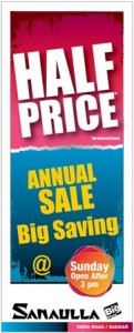 Sanaulla Big Store Sale