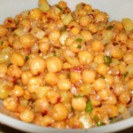 Chana Chaat Recipe For Iftar