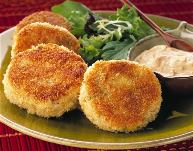Chicken And Cheees Cutlets