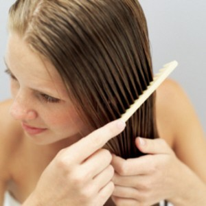 How to Remove Greasy Hair