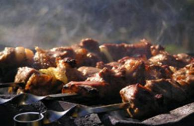 Mutton Shashlik