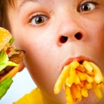 TV junk-food ads boost kids' appetites