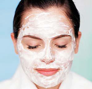 Yogurt Face Mask for All Skin Types